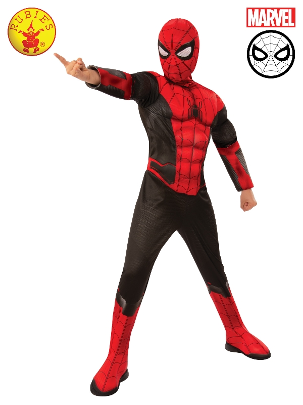 Spiderman No Way Home Costume