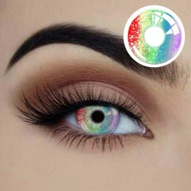 Starry Eyes Fairy Dust 1 Year Contact Lenses