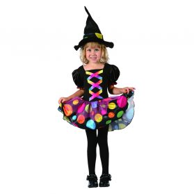 Toddler Pretty Witch